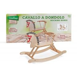 GLOBO CAVALLO A DONDOLO IN...