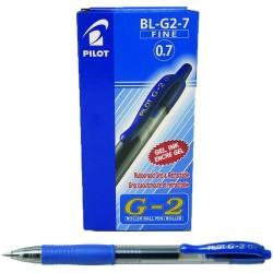 PILOT PENNA G-2 BLU A...