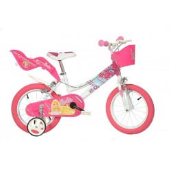"DINO BIKE BICI BARBIE 14"" 146R"