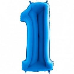 NUMERO 1 BLUE CM 100    RCB...