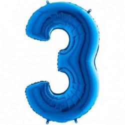 NUMERO 3 BLUE CM100...