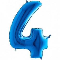 NUMERO 4 BLUE CM 100...