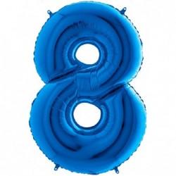 NUMERO 8 BLUE CM 100...