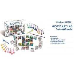FILA GIOTTO ART LAB COLOR &...