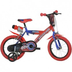 DINO BIKE BICI 16 SPIDERMAN...