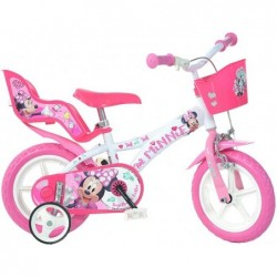 DINO BIKE BICI 12 MINNIE...