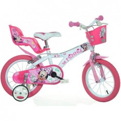 DINO BIKE BICI 14  MINNIE...