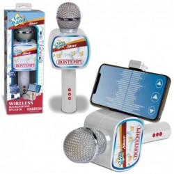 BONTEMPI MICROFONO WIRELESS...