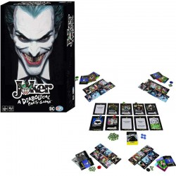 SPIN MASTER JOKER THE GAME...
