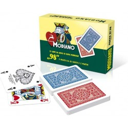 MODIANO GIOCO CARTE RAMINO...