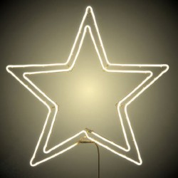SERIE LUCE LED FORMA STELLA...