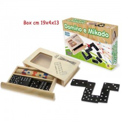 TEOREMA DOMINO E MIKADO BOX...