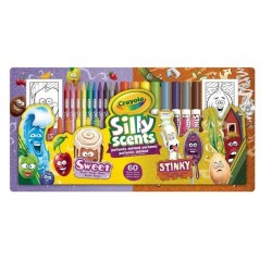 CRAYOLA SILLY SCENTS...
