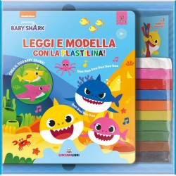 LISCIANI LIBRO BABY SHARK...