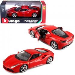 BURAGO AUTO FERRARI 488 GTB...
