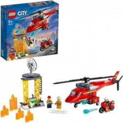 LEGO CITY ELICOTTERO DI...