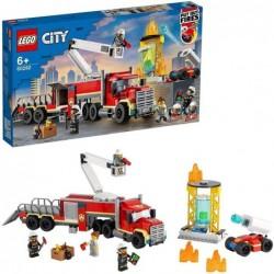 LEGO CITY UNITA' DI COMANDO...