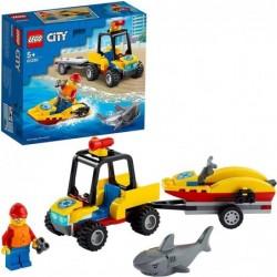 LEGO ATV DI SOCCORSO...