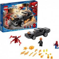 LEGO SUPER HEROES SPIDERMAN...