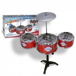 BONTEMPI DRUM SET 3 TAMBURI...