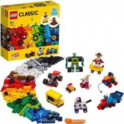 LEGO CLASSIC MATTONCINI E...