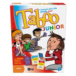 HASBRO TABOO JUNIOR 14334