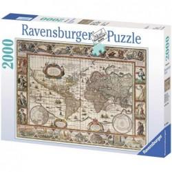 RAVENSBURGER PUZZLE 2000 PZ...