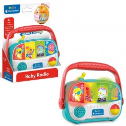 CLEMENTONI BABY RADIO 17439