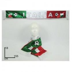 SCIARPA DOPPIA ITALIA IN...